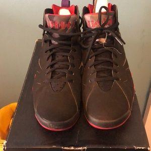 Air Jordan's 7